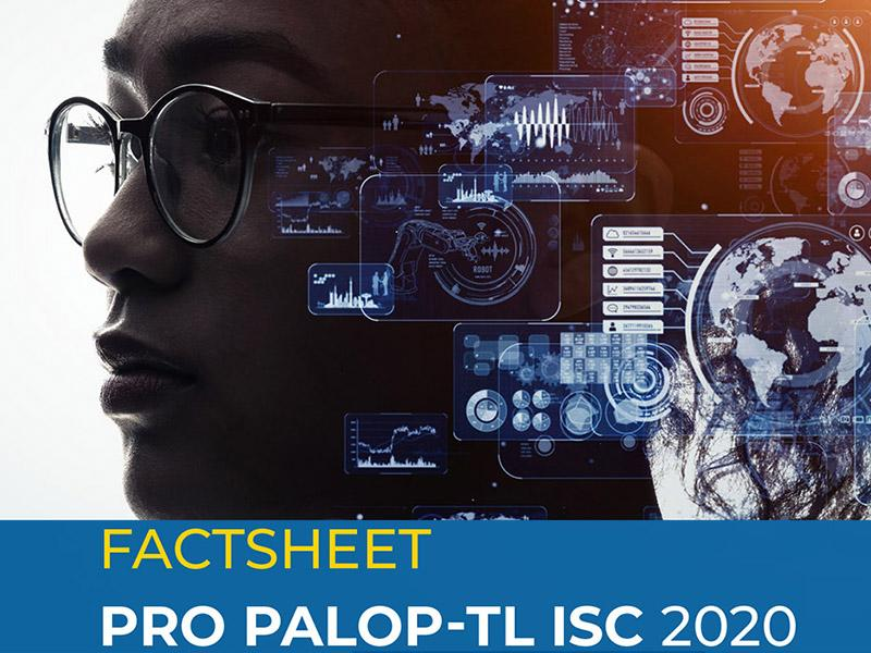 Fact Sheets Pro PALOP-TL ISC 2020